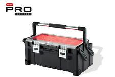 """KETER Cantilever 22"""" PRO TOOL BOX Werkzeugkasten Werkzeugkoffer"""