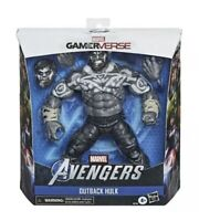 Marvel Legends Outback Hulk Gamerverse Exclusive Avengers Figure NEW IN HAND