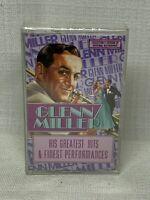 (CM) GLENN MILLER HIS GREATEST HITS & FINEST PERFORMANCES TAPE 2 CASSETTE SEALED