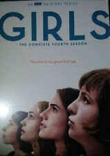 Girls: The Complete Fourth Season 4 +Slipcover HBO DVD 2-Disc Set NEW free shpg