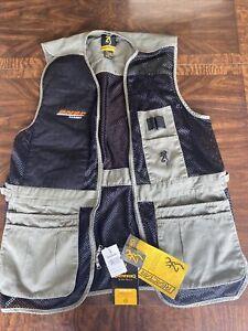 Browning Reactar Hunting Shooting Vest Men's XL NWT