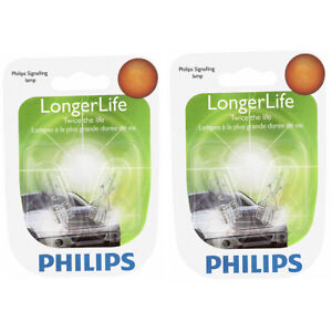 2 pc Philips 12961LLB2 Long Life Multi Purpose Light Bulbs for 30088 se