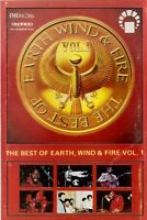 Earth, Wind & Fire .. The Best Of. Import Cassette Tape