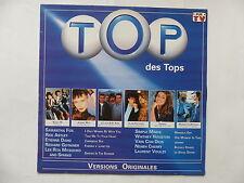 Compil Top des tops BONEY M SANDRA U2 BB KING JEANNE MAS MITSUKO SPARKS PL74170