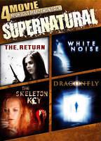 4 Movie Midnight Marathon Pack: Supernatural ( DVD, 2014) - Ships in 12 hours!!!