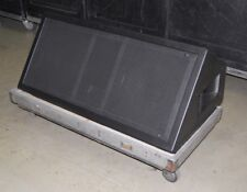 CLAIR LP1215 2-Way Wedge Stage Monitor and Touring Case