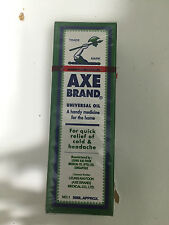 Singapore Axe Brand Universal Medicated Oil 56ml