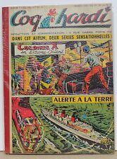 COQ HARDI Album éditeur n°6 - n°66 à 78 - 1952. Bel état