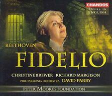 udwig van Beethoven - Beethoven: Fidelio, Opera in English [CD]
