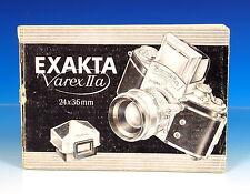 Gebrauchsanleitung Bedienungsanleitung german manual Exatka Varex IIa - (204266)
