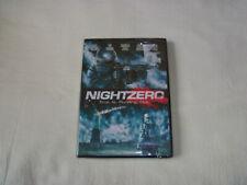 Nightzero (DVD, 2018, Brand New)
