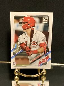 2021 Topps TYLER STEPHSON Series 1 REDS Variation SP Rookie Card**MINT⚾️🔥⚾️🔥