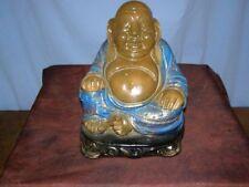 Ancienne statue en pierre: Bouddha