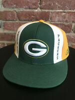 NEW GREEN BAY PACKERS NFL CLASSIC REEBOK 7 3/8ths FITTED CAP BASEBALL HAT