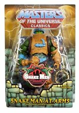 Snake Man at Arms  Masters of the Universe Classics MOTU He Man MOC NEU & OVP