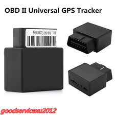 Autos Off-Road Mini 16-Pin OBD II GPS Realtime Tracker Tracking Device GSM GPRS