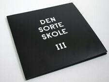 Den Sorte Skole III - 3xLP limited edition 3rd private press 2020 sealed