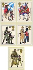 GB POSTCARDS PHQ CARDS MINT NO. 68 1983 THE BRITISH ARMY 10% OFF 5+