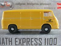 """DreiKa/Busch 94035 Goliath Express 1100 """"Deutsche Bundespost"""" 1:87/H0 NEU/OVP"""