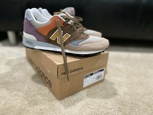 New Balance M577DS - Made In England - Brown & Orange - Brand new W/ Box (US10)