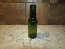 "ANTIQUE DR. JGB SIEGERT & SONS  ANGOSTURA BITTERS MEDICINE BOTTLE - 6"" tall"