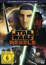 Star Wars Rebels -  Staffel  3  - 4 DVDs - NEU/OVP