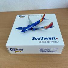 Gemini Jets Southwest Boeing 737 MAX 8 1:400