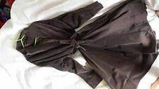 Anglomania Vivienne Westwood coat velvet brushed cotton size 10-16 rare in UK