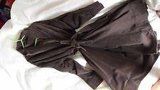 Anglomania Vivienne Westwood coat velvet brushed cotton size 10-16 rare in UK