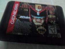 Judge Dredd  (Genesis, 1995) Sega