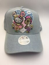 "Tokidoki X Hello Kitty ""Denim Donut Kitty"" Women's Snapback Hat (THT-6)"