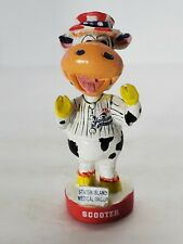 "Staten Island Yankees Mascot Scooter mini 4"" Bobblehead Bobble Head RARE"