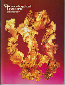 MINERALOGICAL RECORD: 1980 Volume 11, Number 2, Mar-Apr