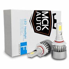 7600LM H4 HB2 9003 Blanc Phare Ampoules LED Canbus Haut Faisceau Croisement