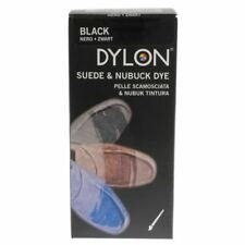 BRAND NEW DYLON Suede Dye Shoe Boot Shoes With Applicator Various Fabric Brush