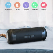 Tragbarer Lautsprecher Stereo Soundbar Bluetooth 5.0 Für PC Laptop Smartphone