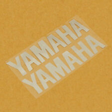 Replacement Silver Belly Pan Decal Stickers For Yamaha YZF-R 125 08-18