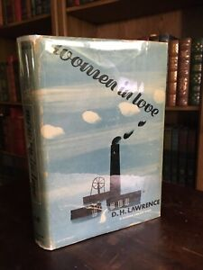 Women in Love by D. H. Lawrence Modern Library 1922 Edition Hardcover