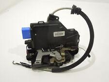 VW Phaeton D1 Front NS Left Door Locking Mechanism For Kessy 3D2837015