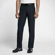 Nike Golf Flex Hybrid Woven Pants 921751-010 Pant Black Trousers Men's 34 x 32