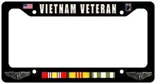 B-52 Stratofortress Vietnam Veteran Gunner License Plate Frame