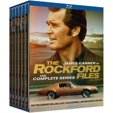 The Rockford Files - The Complete Series [Blu-Ray] + FREE BONUS DVD!