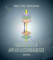 Fundamentals of Applied Electromagnetics 7e Global Edition