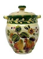 "Certified International LA TOSCANA 7"" Canister by Pamela Gladding (Medium)"