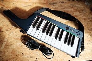 Keytar MIDI-Keyboard (Rockband 3) MIDI-Ausgang ohne Empfänger