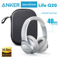 Anker Soundcore Life Q20 Wireless Over Ear Headphone Bluetooth Stereo Headset