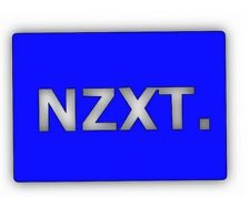 BLUE - NZXT - 2.5inch SSD/HDD SATA Hard Drive Cover Plate INTERNAL SOLID