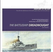 Anatomy of the Ship: Battleship Dreadnought by John Roberts (2013, Paperback)
