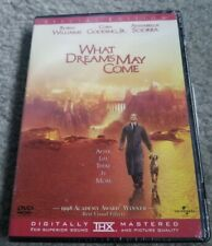 Sealed! What Dreams May Come (Dvd, 1998) Brand New Robin Williams