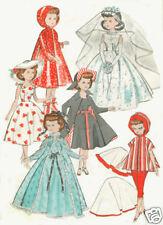 "Pattern for 10"" Little Miss Revlon Fashion Doll #8353"